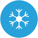 decorative, snow, snowflake, winter icon icon