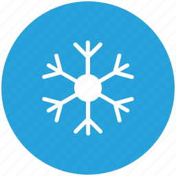 decorative, snow, snowflake, winter icon icon