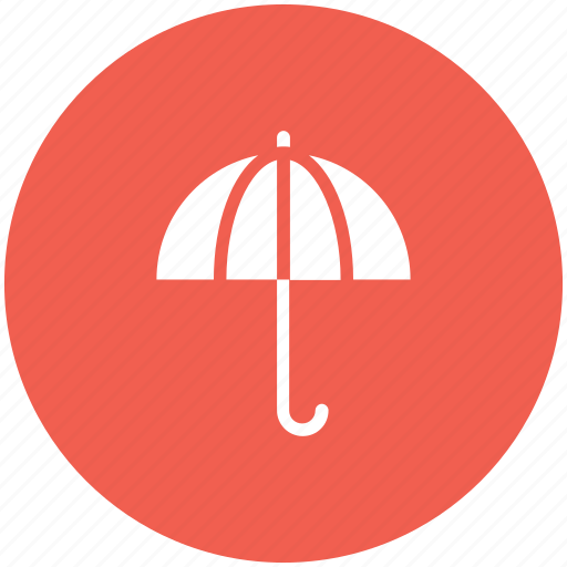 forecast, protection, rain, umbrella, weather icon icon