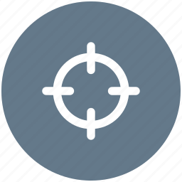 aspirations, business goal, target icon icon