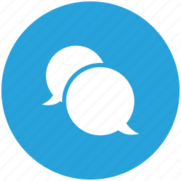 chat, communication, conversation, message icon icon