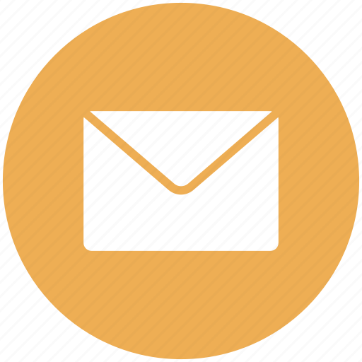 email, envelope, mail, message icon icon