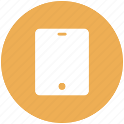 device, ipad, mobile, tablet icon icon