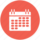 calendar, date, event, schedule icon icon