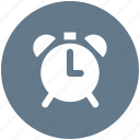 alarm, clock icon icon