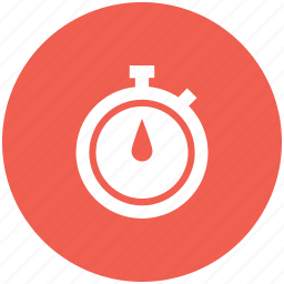 measure, speed, stopwatch, time, timepiece, timer icon icon