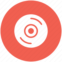cd, disk icon icon