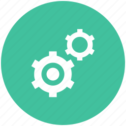 gears, optimization, options, preferences, setting, settings, system icon icon