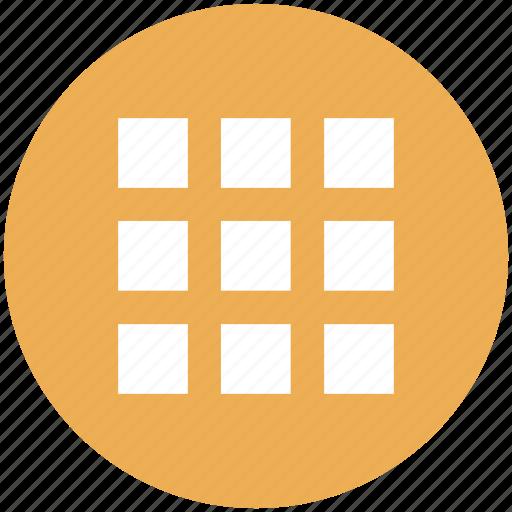 Apps, grid, list, menu icon icon - Download on Iconfinder