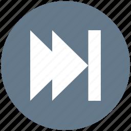 chapter, controls, next icon icon