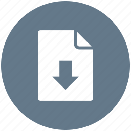 data copy, data download, download, download file, file icon icon