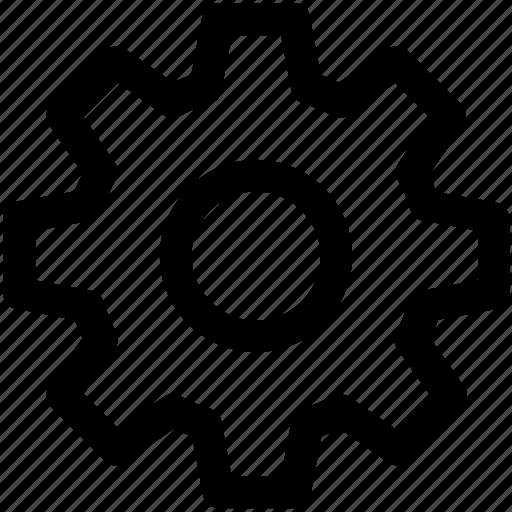 cog, gear, settings, tool icon icon