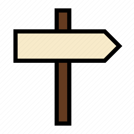 direction, map, navigation, pointer, road sign, sign, wayfinding icon
