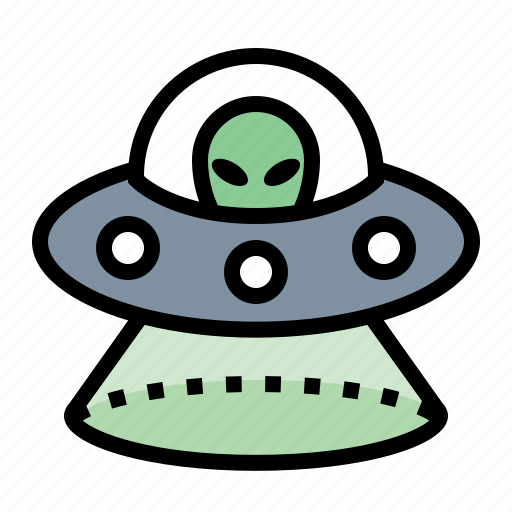alien, alien abduction, flying saucer, space craft, space ship, space travel, ufo icon
