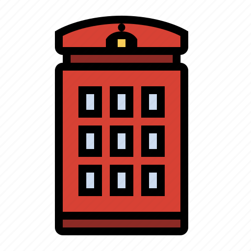 england, phone booth, red phone box, telephone, united kingdom icon