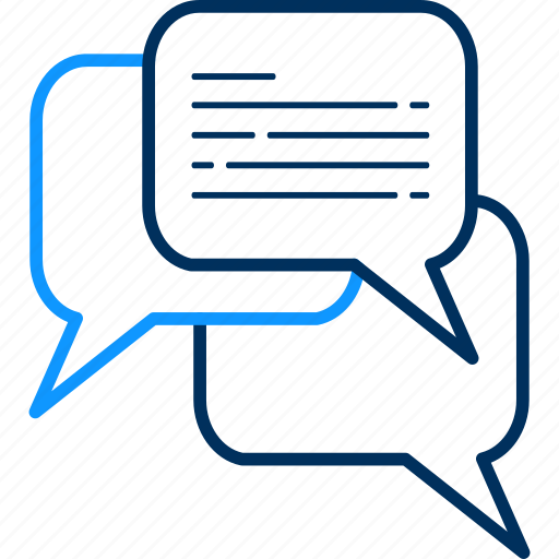 bubble, chat, customer, feedback, service, support icon