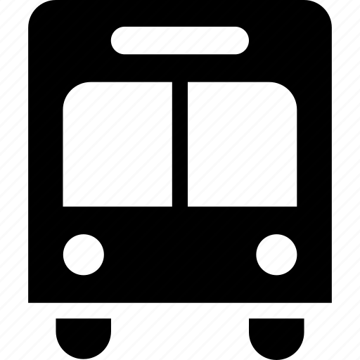 bus, machine, transport, vehicle icon