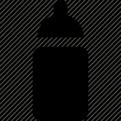 baby, bottle, child, children, feeding icon