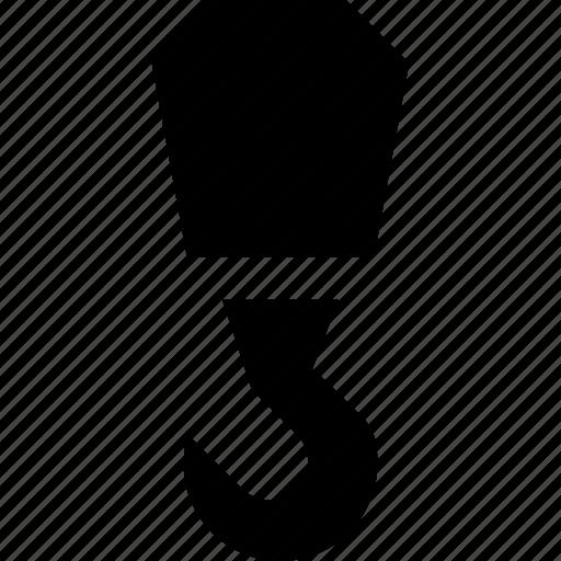build, builder, building, hook icon