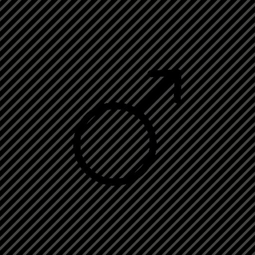 male, man, user icon