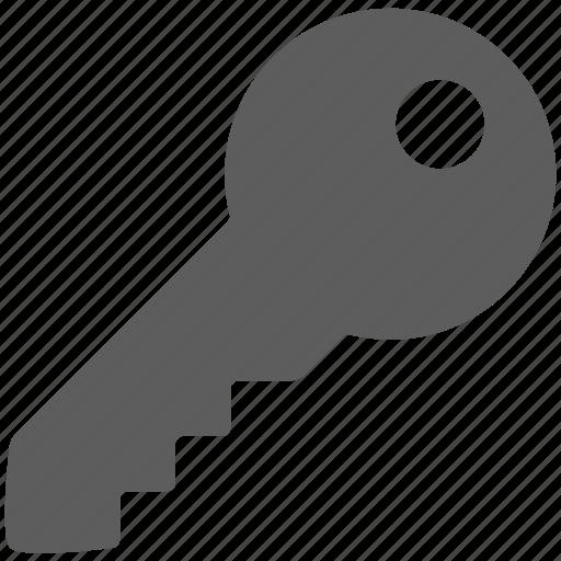 access, entry, key, password, unlock icon