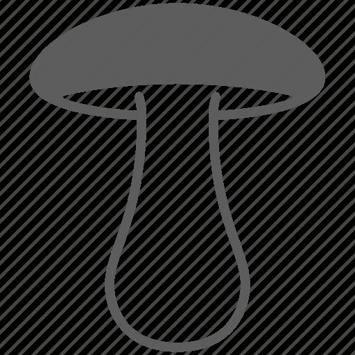 food, forest, mushroom, nature, plant icon