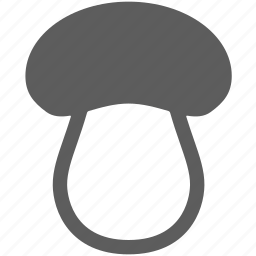 food, forest, mushroom, nature, plant icon