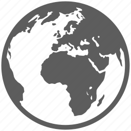 communication, earth, global, globe, map, world icon