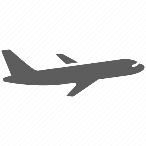 airplane, airport, flight, flying, plane, travel icon