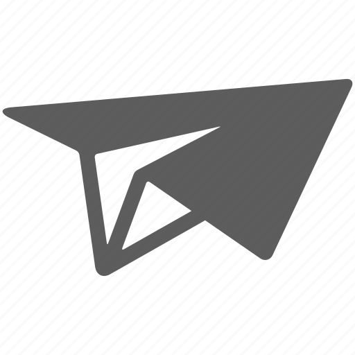 email, letter, paper plane, paperplane, plane icon