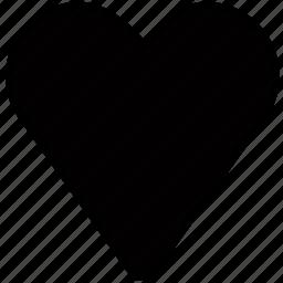 assessment, heart, like icon