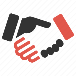 agreement, business, contract, deal, greeting, hands, handshake icon