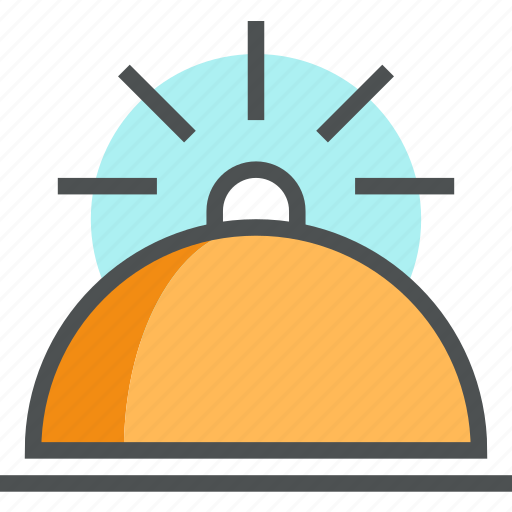 Bell, customer, hotel, reception, service icon - Download on Iconfinder