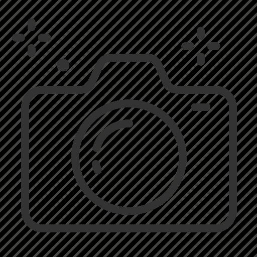 camera, lens, mobile, phone, photo, smartphone icon