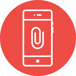 attach, attachment, clip, collate, include, paper, pin icon
