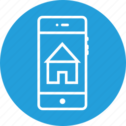 home, house, interface, mobile, page, place icon