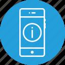 details, info, information, interface, mobile, warning