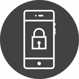 app, applock, interface, lock, mobile, secure, sequrity icon