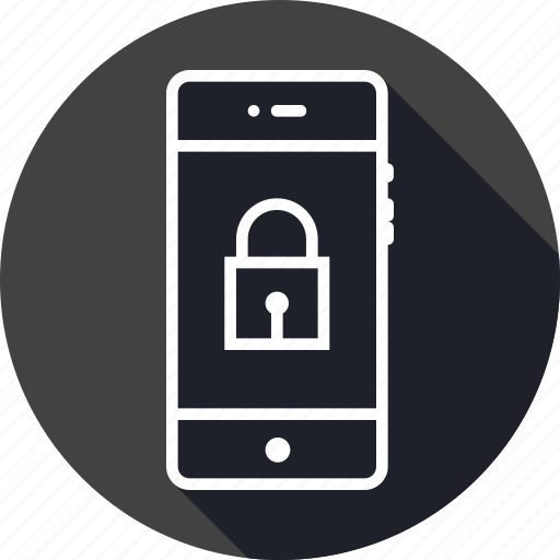 app, applock, interface, lock, mobile, secure, security icon