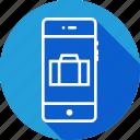 bag, interface, kit, mobile, tool, toolkit, ui icon