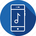 beat, interface, melody, mobile, music, tune, ui icon