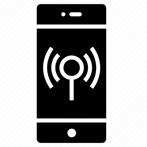 antena, interface, signal, ui, waves, wifi, wireless icon