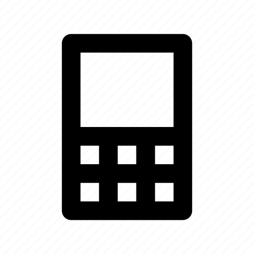 cellular phone, mobile, mobile phone, smartphone, telephone icon
