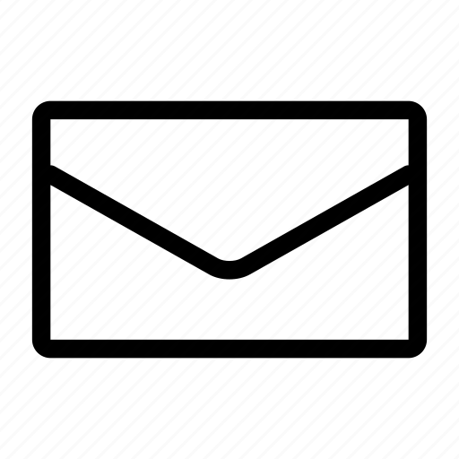e-mail, email, envelope, mail, message icon