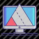 computer, developing, mvp, programing icon