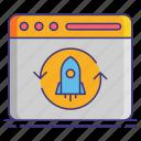 cycle, development, release, rocket