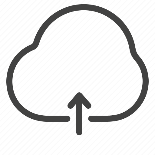 cloudupload, data, drive, up, upload icon