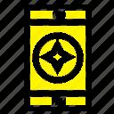 application, favorite, mobile icon