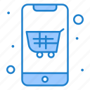 cart, plain, shopping, online