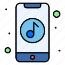 app, mobile, music, online